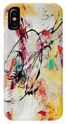 Abstract #118 IPhone Case