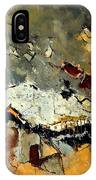 Abstract 1811014 IPhone Case