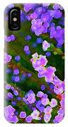 Abstract 207 IPhone Case