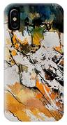 Abstract 210152 IPhone Case