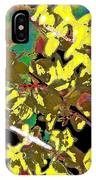 Abstract 216 IPhone Case
