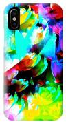 Abstract 253 IPhone Case