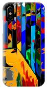 Abstract 26 IPhone Case