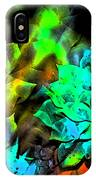 Abstract 264 IPhone Case