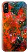 Abstract 269 IPhone Case