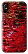 Abstract 296 IPhone Case