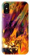 Abstract 3196 IPhone Case