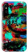 Abstract 5 IPhone Case