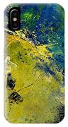 Abstract 66217090 IPhone Case