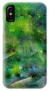 Abstract 67 IPhone Case