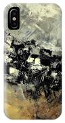 Abstract 69211120 IPhone Case