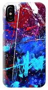 Abstract 71001 IPhone Case