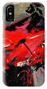Abstract 71002 IPhone Case