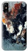Abstract 8811114 IPhone Case