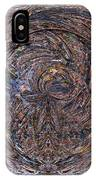 Abstract Flood IPhone Case