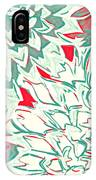 Abstract Flower 16 IPhone Case