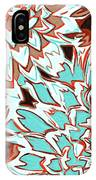 Abstract Flower 17 IPhone Case