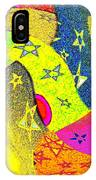 Abstract Fusion 110 IPhone Case