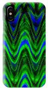 Abstract Fusion 125 IPhone Case