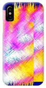 Abstract Fusion 127 IPhone Case