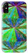 Abstract Fusion 129 IPhone Case