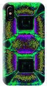 Abstract Fusion 139 IPhone Case