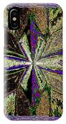 Abstract Fusion 145 IPhone Case