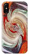 Abstract Fusion 148 IPhone Case