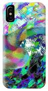 Abstract Fusion 15 IPhone Case