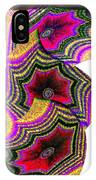 Abstract Fusion 154 IPhone Case