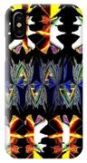 Abstract Fusion 156  IPhone Case