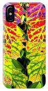 Abstract Fusion 16 IPhone Case