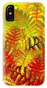 Abstract Fusion 23 IPhone Case