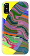 Abstract Fusion 31 IPhone Case