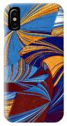 Abstract Fusion 34 IPhone Case