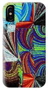 Abstract Fusion 37 IPhone Case
