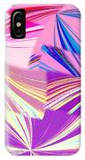 Abstract Fusion 41 IPhone Case