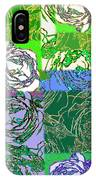 Abstract Fusion 42 IPhone Case