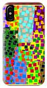 Abstract Fusion 43 IPhone Case