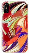 Abstract Fusion 56 IPhone Case