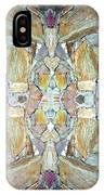 Abstract Fusion 67 IPhone Case