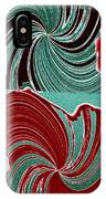 Abstract Fusion 88 IPhone Case