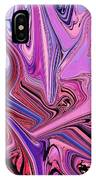 Abstract-hypnotize IPhone Case