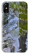 Abstract Palm Reflections IPhone Case