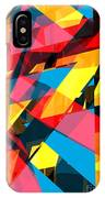 Abstract Sine P 13 IPhone Case