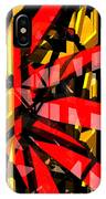 Abstract Sine P 3 IPhone Case