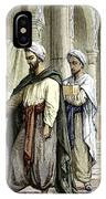 Abulcasis, Islamic Physician IPhone Case