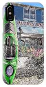 Action Bikes IPhone Case