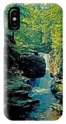Adams Falls IPhone Case