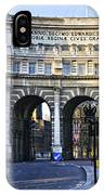 Admiralty Arch In Westminster London IPhone Case